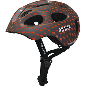ABUS Youn-I Helmet Kids grey lightning